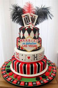 casino cakes 30 awesome gambling cakes to die for With las vegas themed weddings