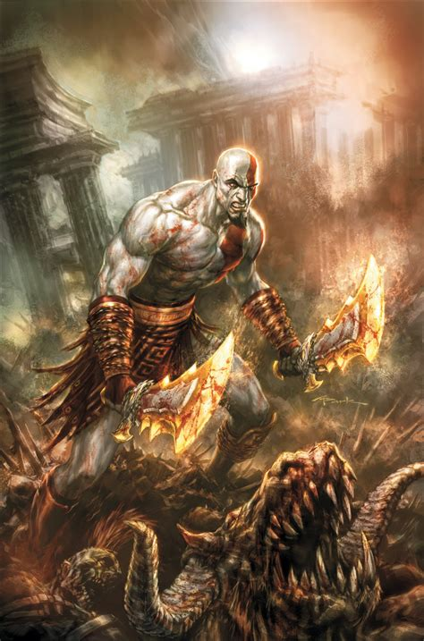 Thor Vs Kratos Battles Comic Vine