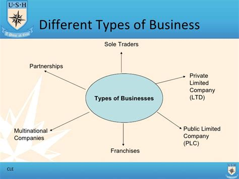 Different Types Of Business (ltd And Plc) Part 2 T1