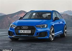 Audi Rs 4 : 2018 2019 audi rs4 avant details car details ~ Melissatoandfro.com Idées de Décoration