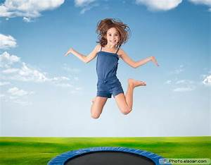 Children 'Boys With Girls' Jumping. Hi-Res Photos - ELSOAR