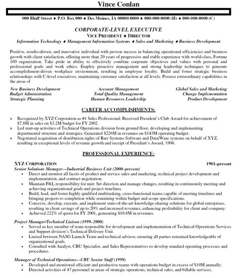 membership manager resume exle 24 technical manager resume sles best and professional