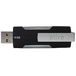 Office Depot Flash Drive by Ativa Slider 16gb Usb 2 0 Flash Drive By Office Depot