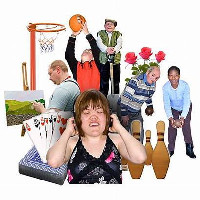 Activities Syndrome Easy Read Learning Things Disabilities