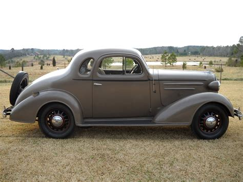 1936 Chevrolet Coupe Pickup  Information And Photos