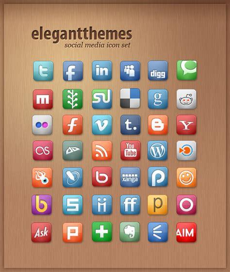 Free Social Media Icons Free Social Media Icons