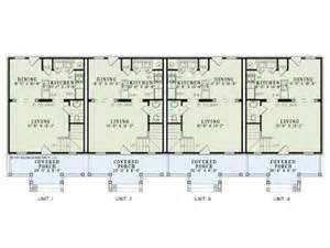 garage apartment plans 2 bedroom apartment house plans 4 living units two story design