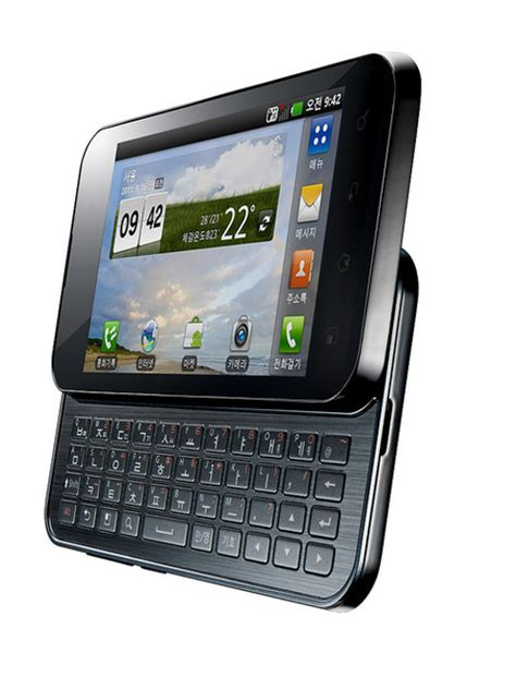 smartphone with slide out keyboard lg optimus q2 the new slide out qwerty keyboard smartphone