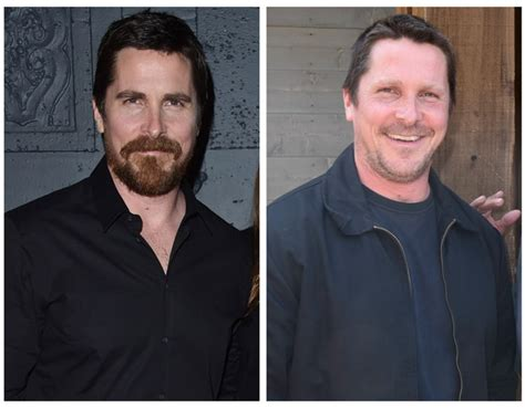 Christian Bale Gains Weight For Dick Cheney Role Looks