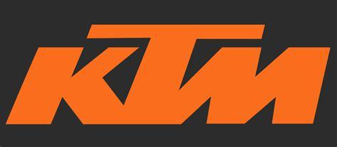 ktm motorcycle logo history  meaning bike emblem