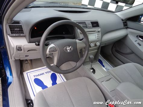toyota camry le automatic moonroof  miles  sale