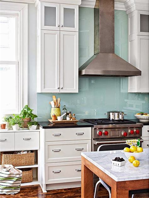 Kitchen Backsplash Inspirations  French Country Cottage