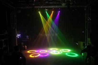 Stage Led Moving Head Rgb Lighting Strobe