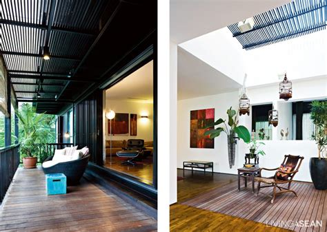 Modern Tropical House Makes Simple Living Stylish