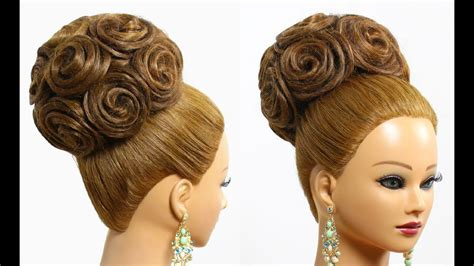hairstyle for hair tutorial bridal updo with extensions youtube