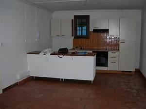 Meuble Separation Cuisine Salon : meuble de separation pour cuisine cuisine en image ~ Dailycaller-alerts.com Idées de Décoration