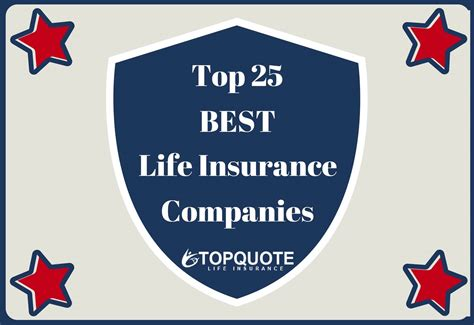 Adjustable premium level term life insurance policy series 08025 in all states except mt, ny, wi; 2019 Best Life Insurance Companies in the U.S. Top Quote Life Insurance