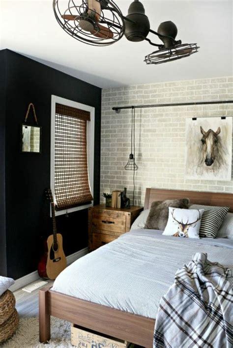 chambre avec mur en la chambre moderne ado 61 intérieurs pour filles et pour