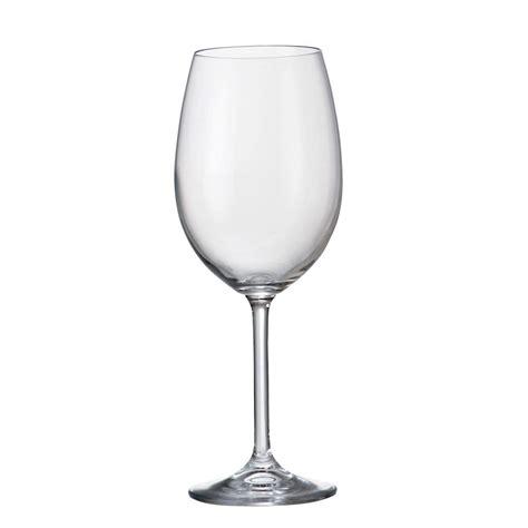 Bicchieri Da Rosso Prezzi by Set 6 Bicchieri Rosso