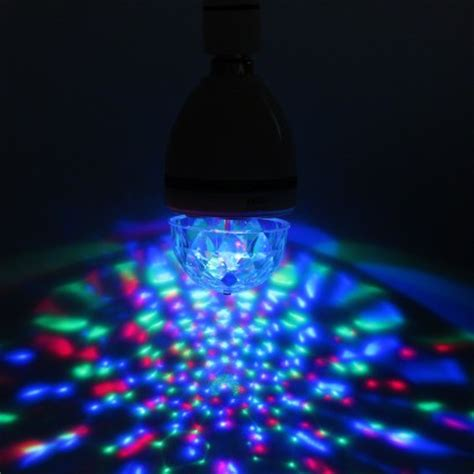 sound reactive disco bulb