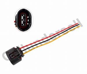 Alternator Repair Plug Harness Connector For Toyota Suzuki