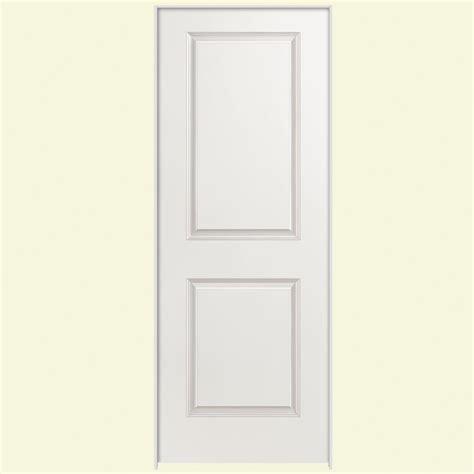 interior doors for home masonite 30 in x 80 in solidoor smooth 2 panel square