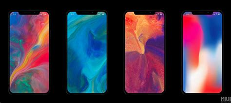 Iphone X Live Wallpaper Collection