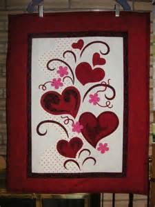Valentine Wall Hanging Pattern
