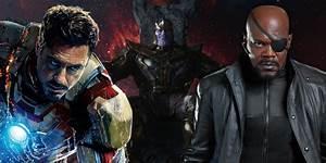 Iron Man & Nick Fury Join Infinity War Filming | Screen Rant