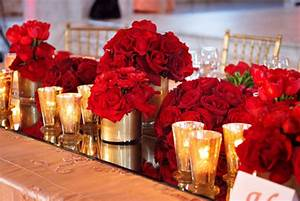 wedding inspirations red magenta and gold wedding With wedding decoration red and gold