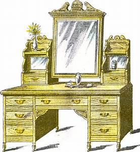 Meuble Coiffeuse But : coiffeuse meuble wikip dia ~ Teatrodelosmanantiales.com Idées de Décoration