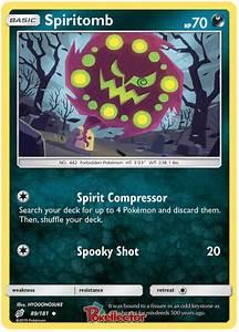 Spiritomb - Team Up #89 Pokemon Card