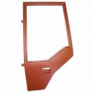 Cab Door Frame