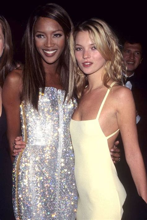 Naomi Campbell And Kate Moss In The 1990s Naomi Campbell And Kate Moss Photos