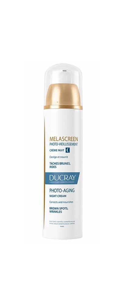 Melascreen Aging Fotoenvejecimiento Ducray Creme Fotoenvelhecimento Night