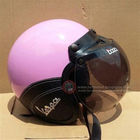 helm bogo vespa pink helm vespa best vespa