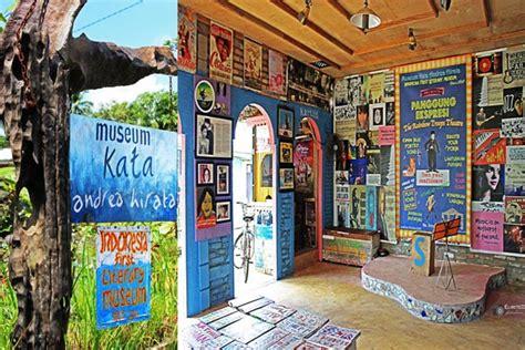 museum kata laskar pelangi andrea hirata kanal wisata