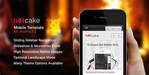 47 Mobile HTML5 CSS3 Website Themes Templates Free