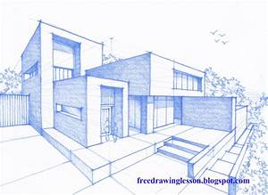 How to draw a house | Learn to draw