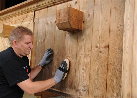 Weiße Lasur Für Holz by Holz Richtig Lasieren Tipps Den Experten Adler