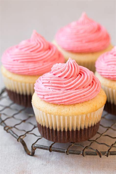 cuisine cupcake neapolitan cupcakes cooking