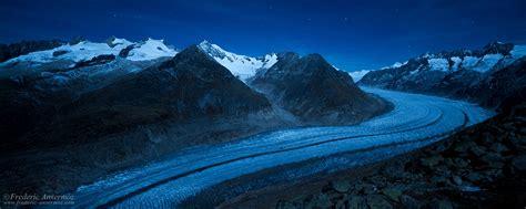 aletsch glacier fiescher glacier switzerland ansermoz