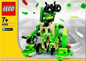 Lego 4095 Record And Play Set Parts Inventory And