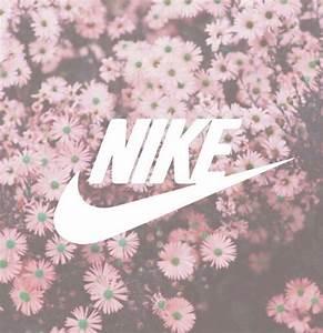 Nike Flower Wallpaper - WallpaperSafari