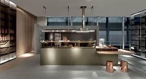 modele de cuisine moderne en 2016 en 48idees inspirantes With idée de cuisine moderne