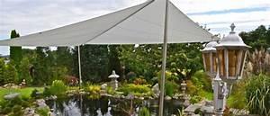 Pina Design Sonnensegel : sonnensegel teich koiteich beispiele f r den einsatz pina design ~ Sanjose-hotels-ca.com Haus und Dekorationen