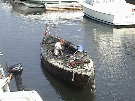 Salvage Boat Key West Florida by Boat Junkyard Bing Images