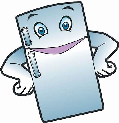 Fridge Clipart Refrigerator Clean Dirty Cleaning Clip