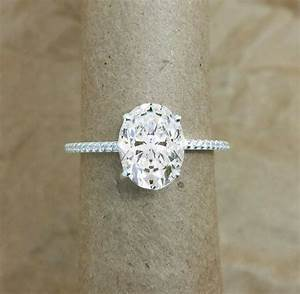 25 best ideas about oval engagement rings on pinterest With wedding band for oval engagement ring