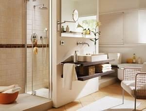 Badezimmer Einrichten Online : vorher nachher gro es badezimmer wird wohnlich sch ner wohnen ~ Sanjose-hotels-ca.com Haus und Dekorationen